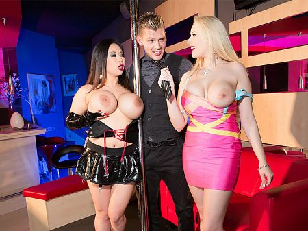 Angel Wicky - XXX Big Tits video