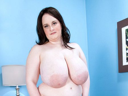 Alyson Galen - Solo BBW video