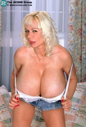 Big titties melonie charms