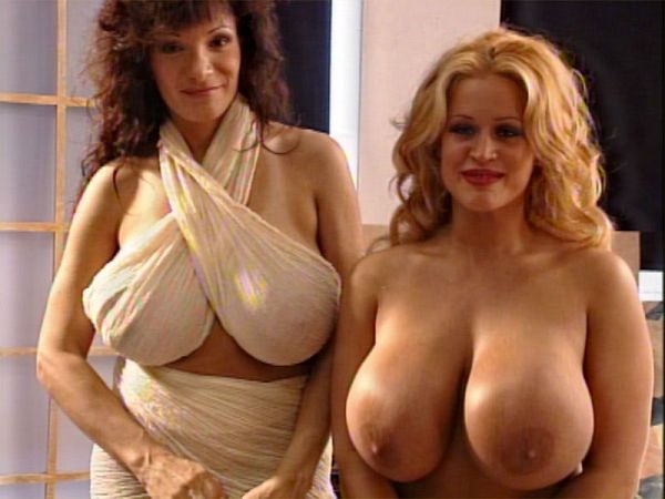 The Huge Tits of a Maid & Her Mistress