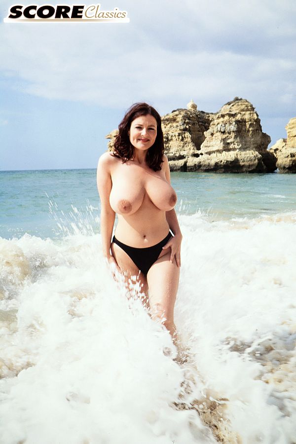 Lorna At The Beach