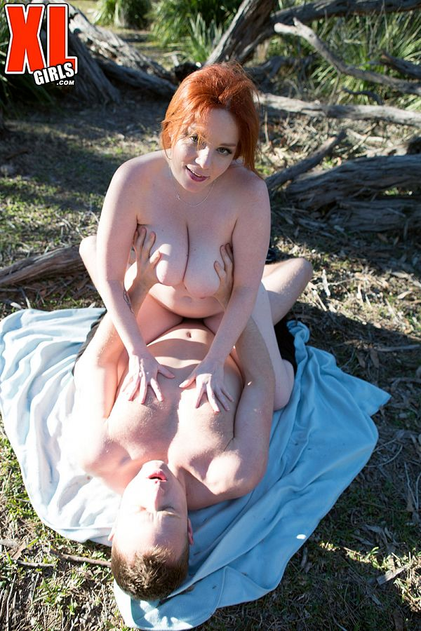 Avalon's Outdoor Sex