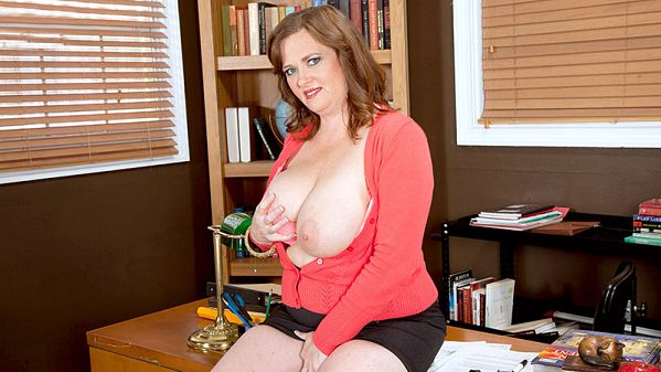 Gracie Blue Teacher Knows Breast