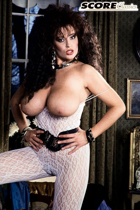 Lisa's Lacey Body Stocking