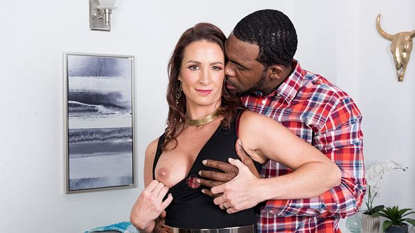 Eliza Kelay Ass-fucked by a big, black cock