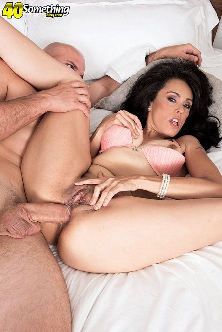 Hot Latina mom gets ass-fucked by JMac