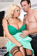 Blue Movie: Business Is Bangin' For Busty Boss Shannon Blue
