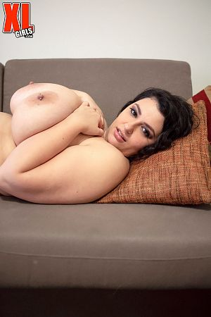Rose Blush - Solo BBW photos