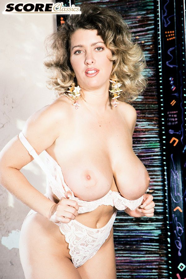 Curly-haired Stripper & Porn Star