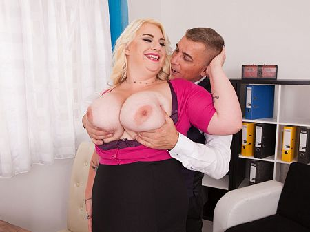Kiki Rainbow - XXX BBW video