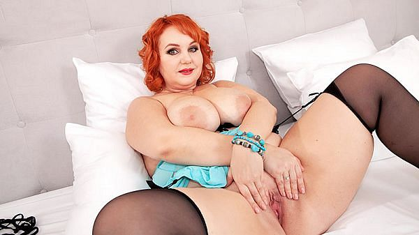 Curvy Katrin: In Search of Erotic Pleasure
