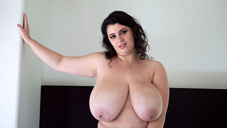 Rose Blush - Solo BBW video