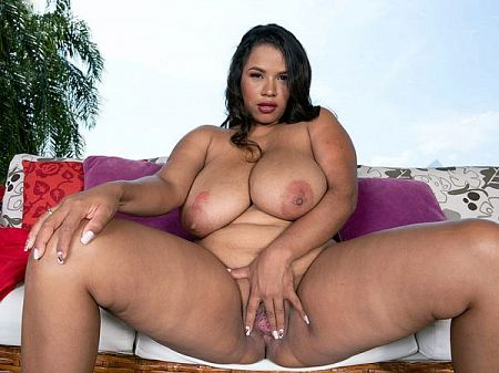 Isa Gomez - Solo BBW video