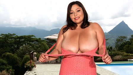 Sofia Damon - Solo Big Tits video