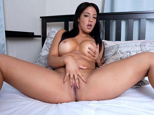 Big-Tittied Latina