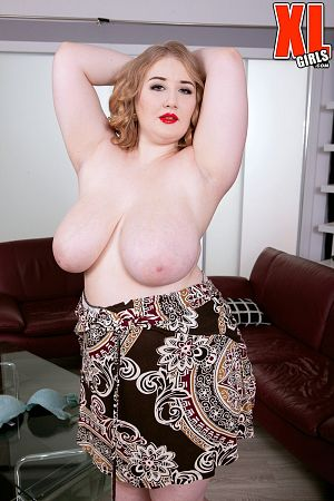 Tessa Orlov - Solo BBW photos