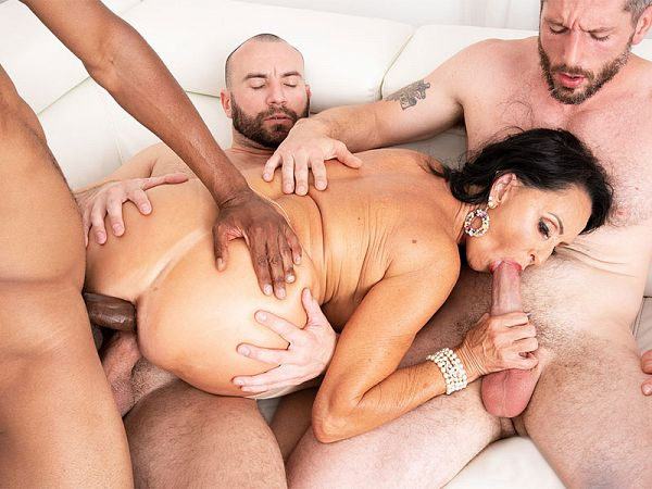 Rita Daniels' first air-tight scene: the video