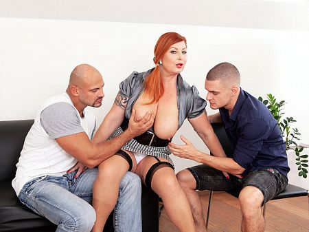 Tammy Jean - XXX MILF video
