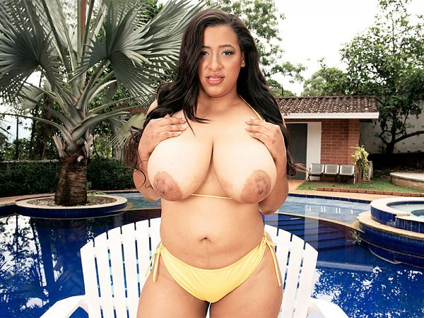 Aly Guzman Aly Guzman: Fully Loaded Bikini Busting