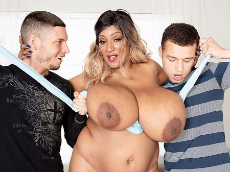 Two Studs For Africa Sexxx