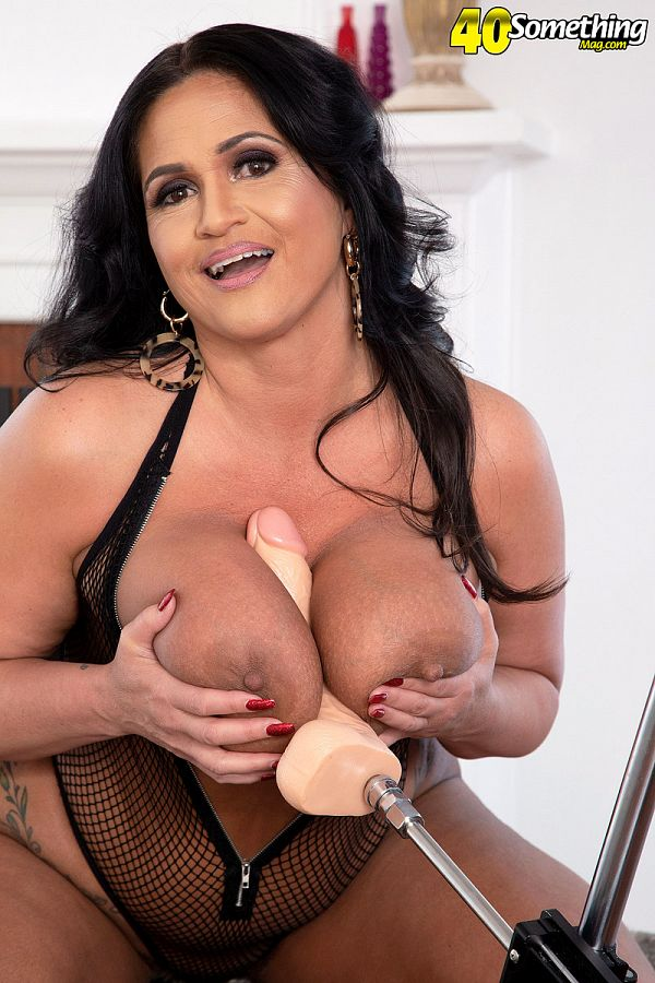 Kailani Kai returns...with bigger tits!