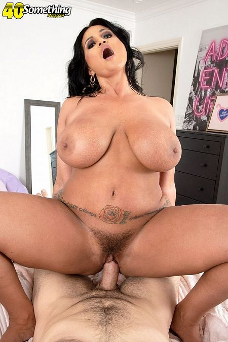 Kailani gets ass-fucked by her daughter's new boyfriend
