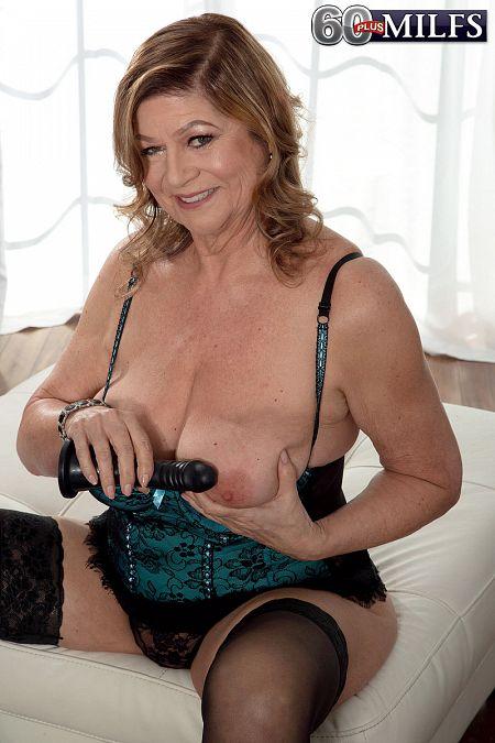 Introducing Brenda Douglas, our new 60Plus MILF