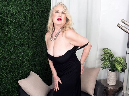 She's 67 and always horny