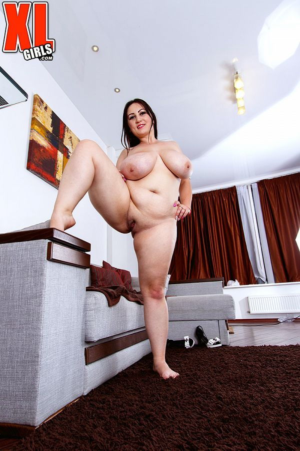 Ivanna Lace Finds Her Happy Place