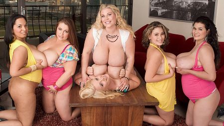 Lovely Libra XLGirls Group Sex Parties