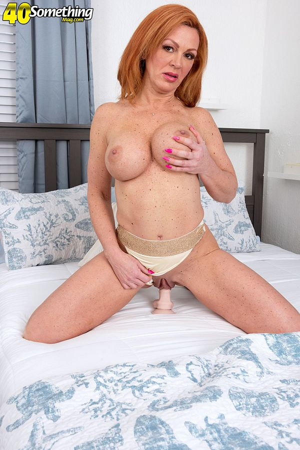 Nina can't wait to get that toy in her pussy!