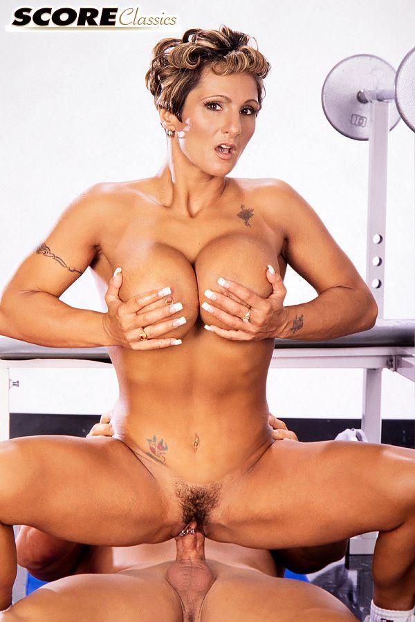 Corina Curves: Big Tit Fitness