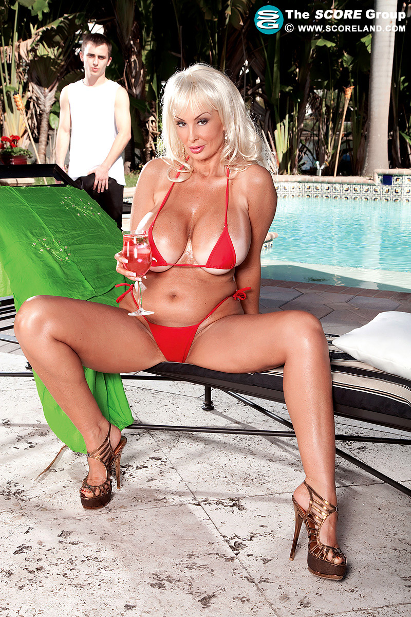 Brittany's Bikini Bustout - Brittany O'Neil and Ivan Nukes ...