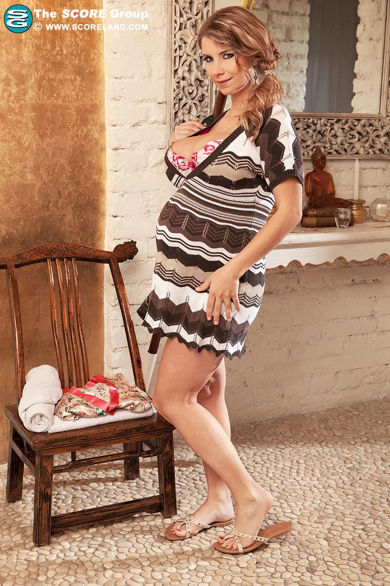 Scoreland - Pregnant Sex - Katarina Dubrova And David 71 -6387