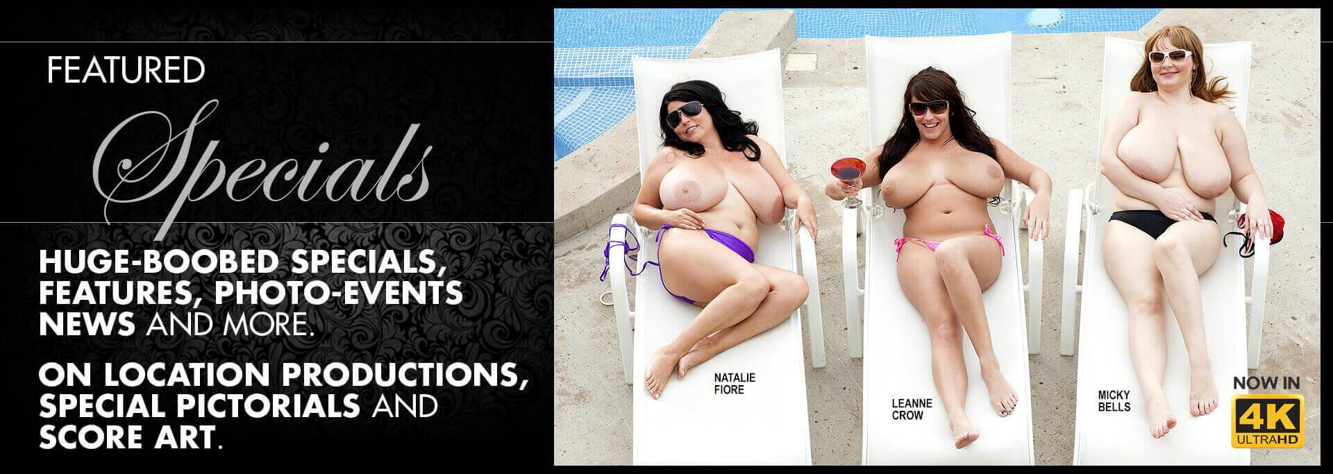 Big boob specials - Join Now!
