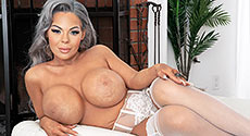 Anastasia L'Amour - Anastasia L'Amour: Big Boob Bust-out - December 28th, 2019 picture 2