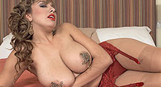 My dolly buster fucked video live