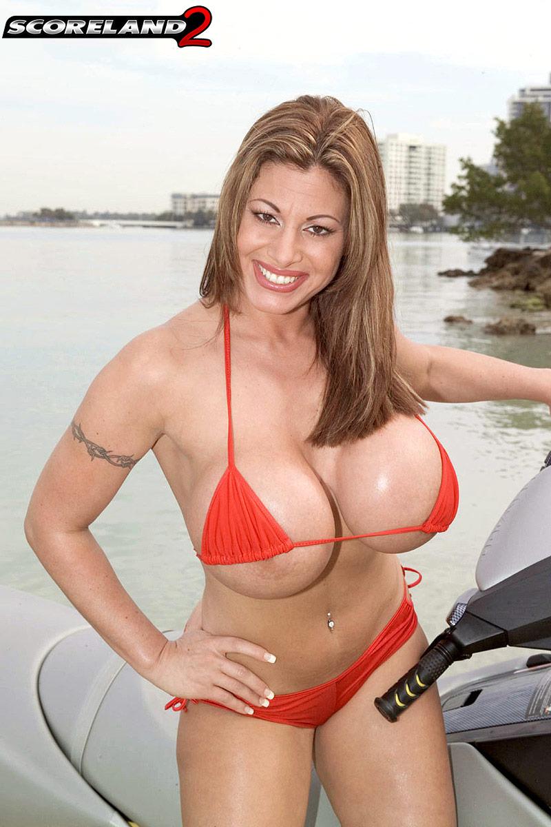 Apologise, but, Crystal gunns bikini busters think