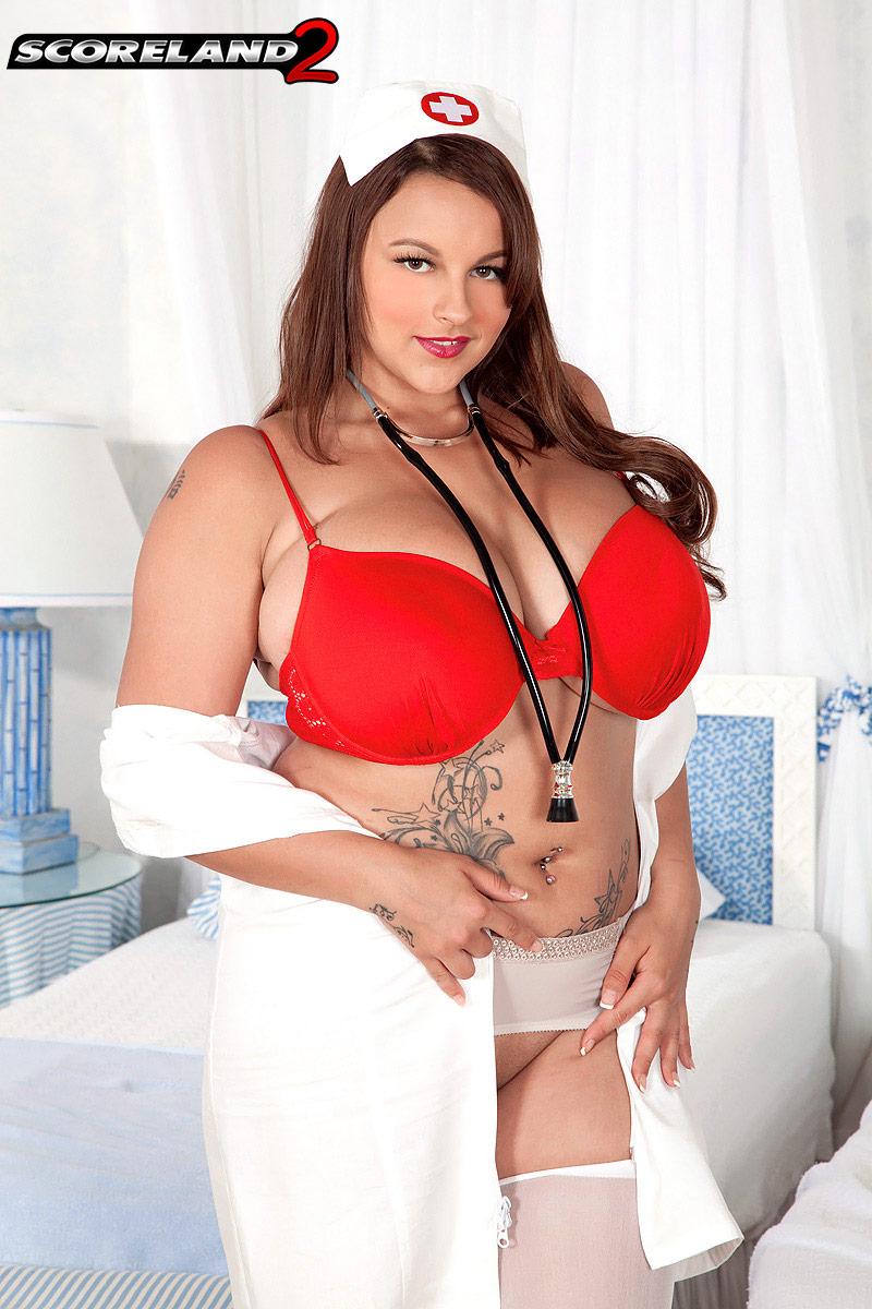 Hourglass huge tits tiny waist big ass