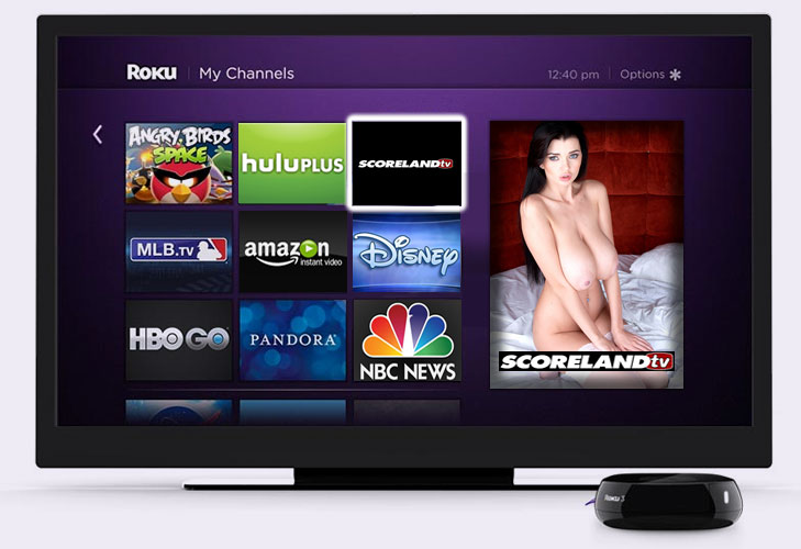 Agree, free porn on roku think