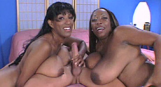 Africa and cassidy 3some sex