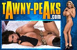 tawny-peaks website