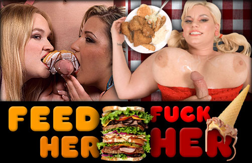 Feed her while you fuck her