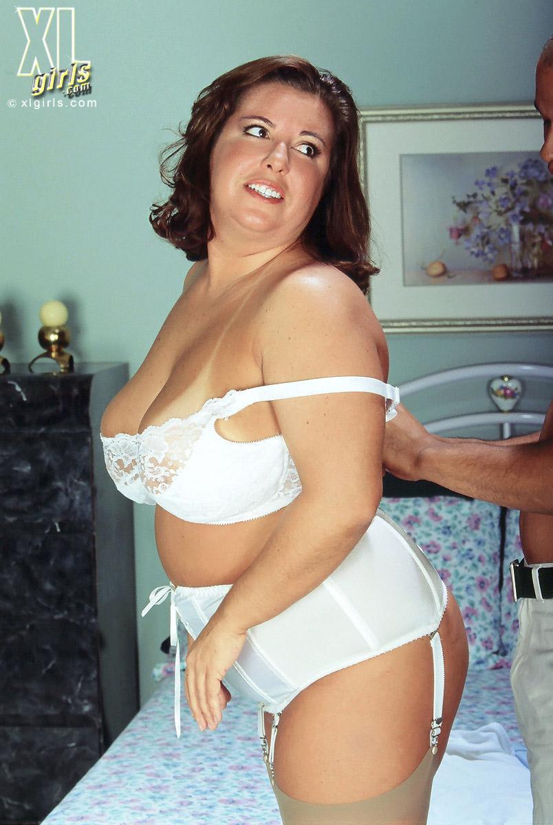 Big natural mature women