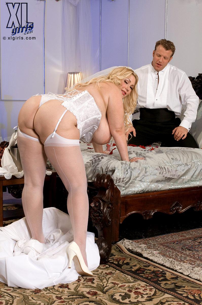 My big plump wedding porn