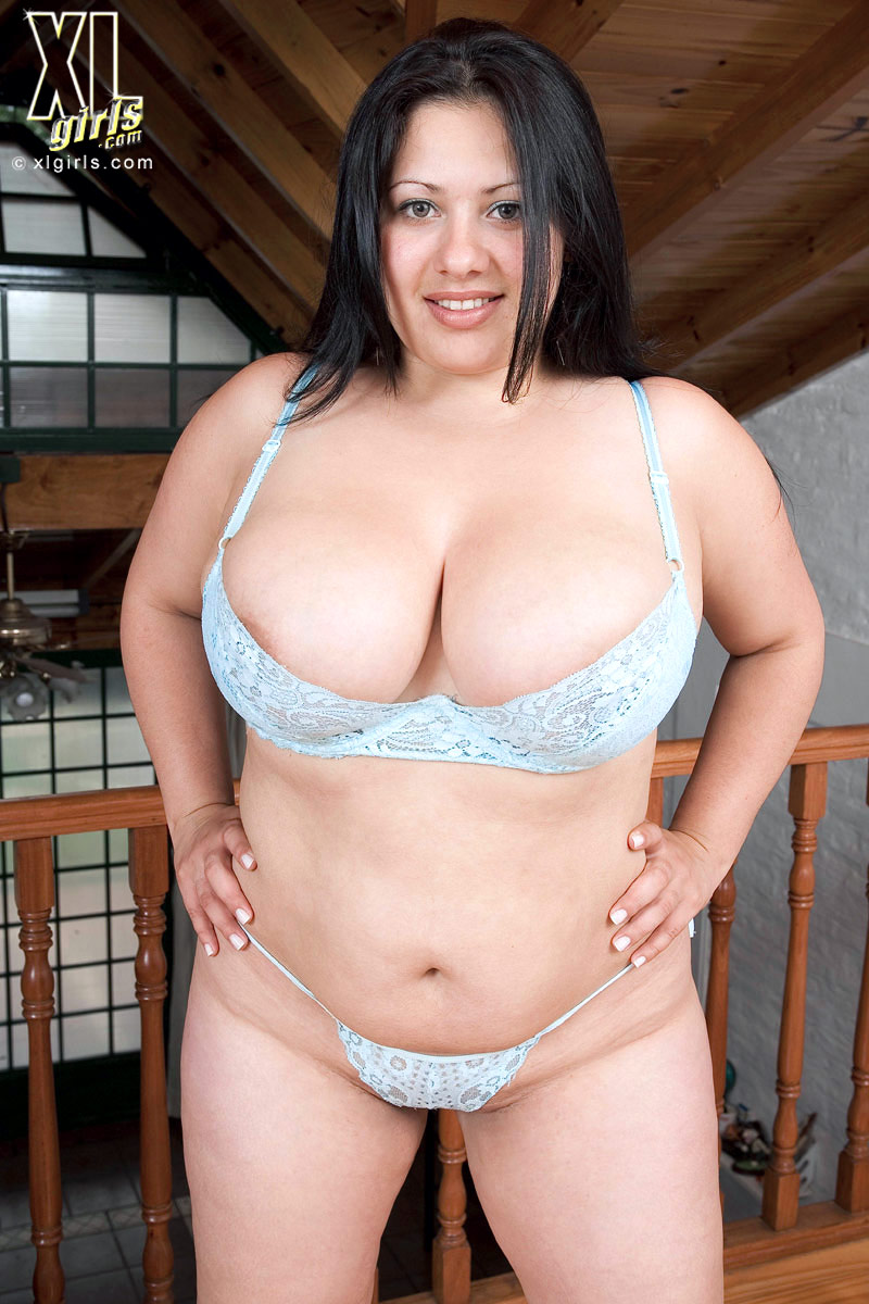 Bbw xl boobs