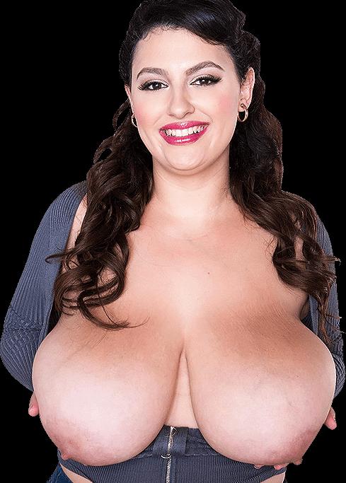 BBW model Rose Blush